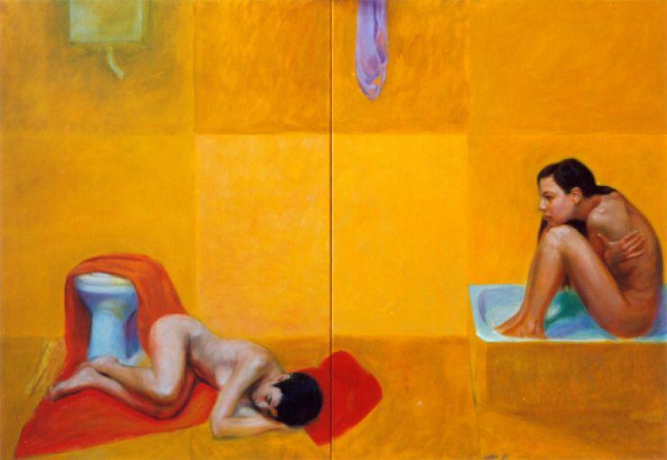 Lajta Gábor: Sárga fürdőszoba (1997)